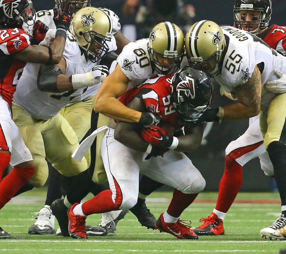 The Saints have a lot of mistakes to clean up before Sunday's game at Cleveland _lowres