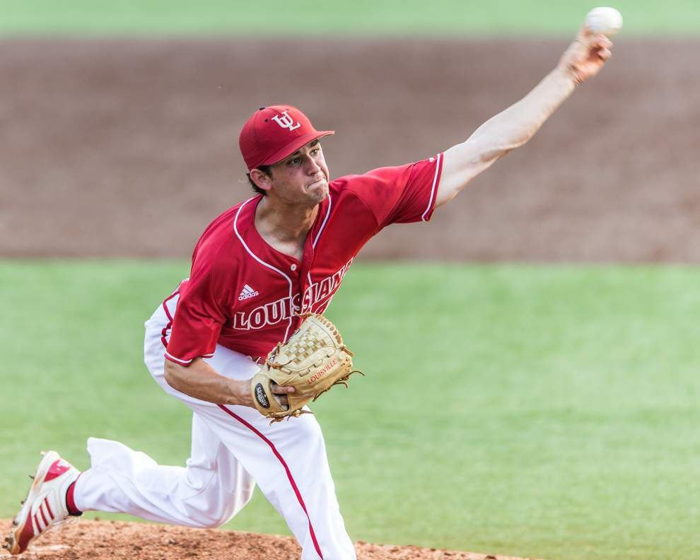 Sun Belt baseball honors: Cajuns' Blake Trahan is Player of the Year; Gunner Leger named top freshman _lowres