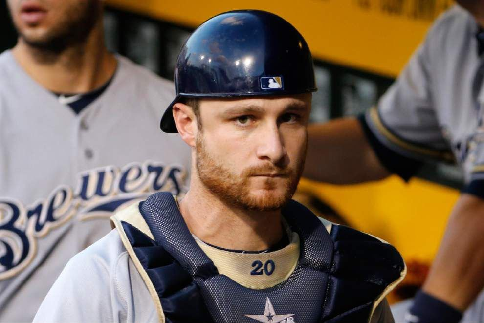 MLB notebook: Jonathan Lucroy to miss opening of spring training _lowres