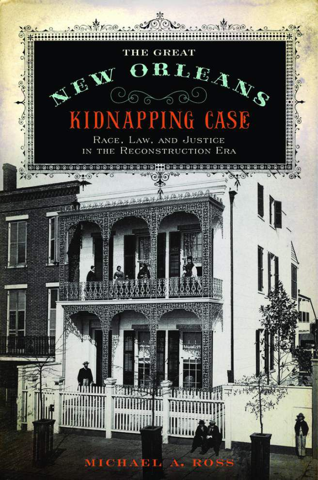 An age-old mystery springs to life in 'The Great New Orleans Kidnapping Case' _lowres