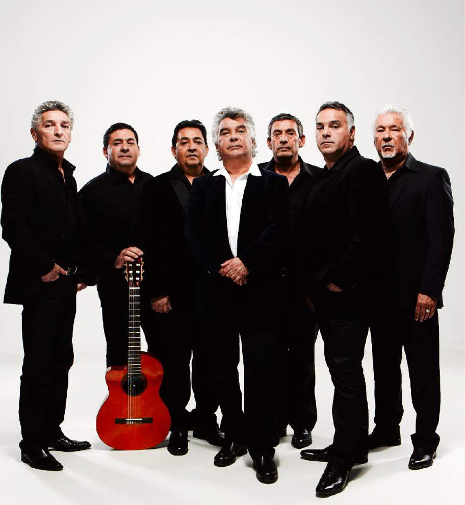 Passionate sounds of Gipsy Kings take U.S. by storm _lowres