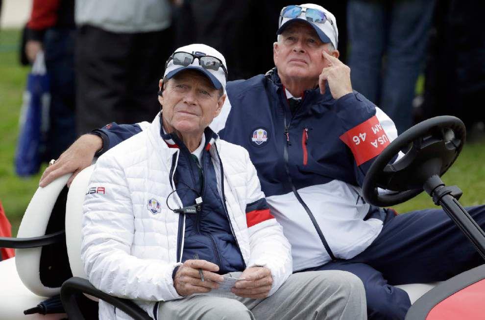 Doug Ferguson: U.S. must change mindset for Ryder Cup _lowres