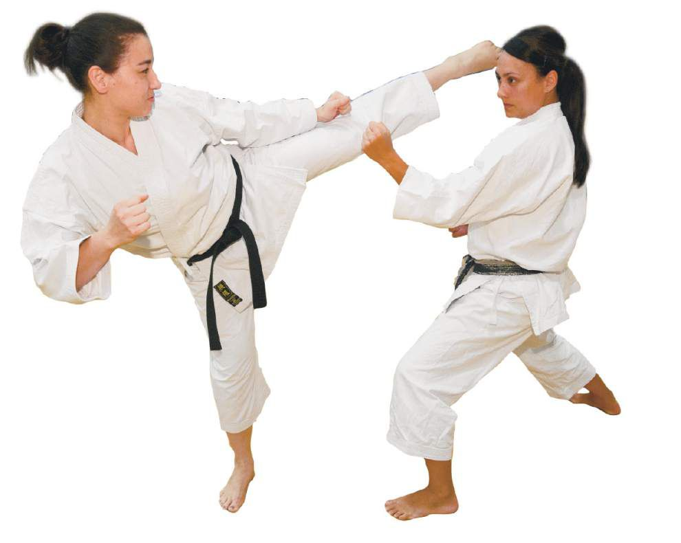 N.O. karate standouts say skills strengthen family, work life _lowres