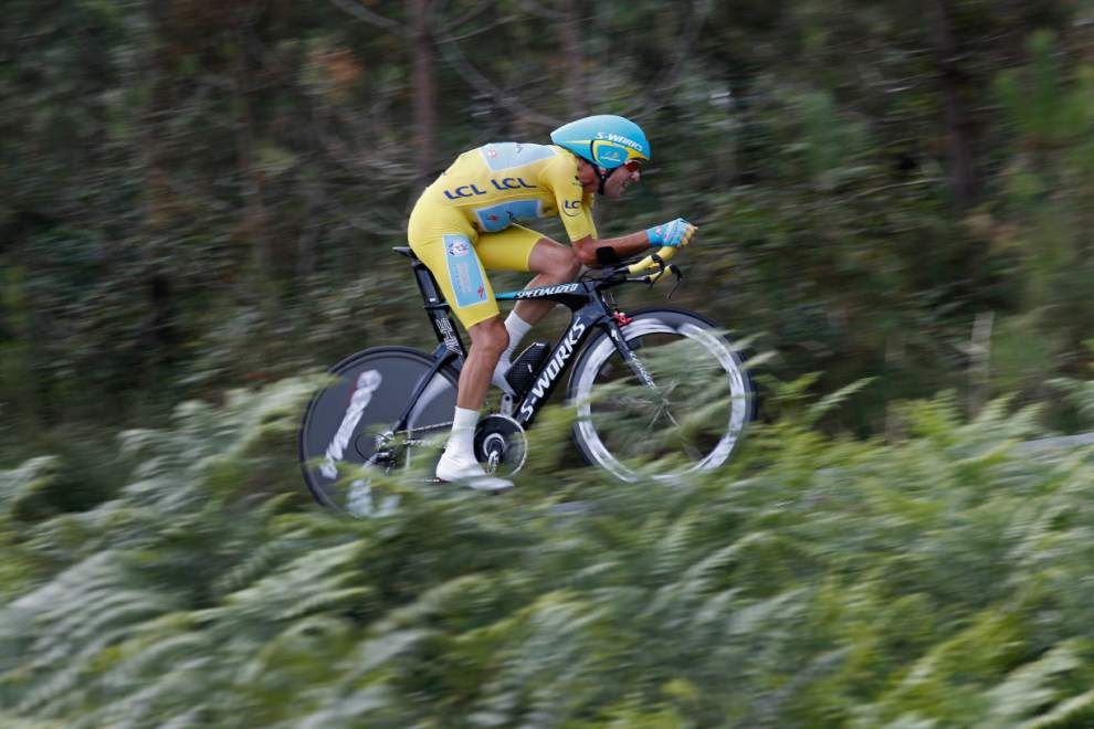 Vincenzo Nibali poised to win Tour de France title _lowres