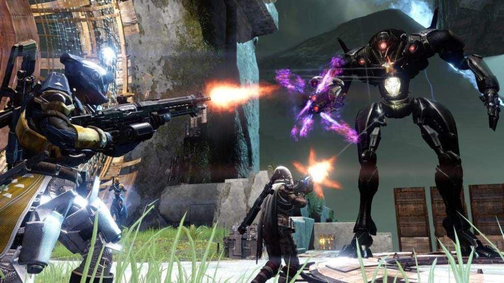 Ambitious 'Destiny' lacks imagination _lowres