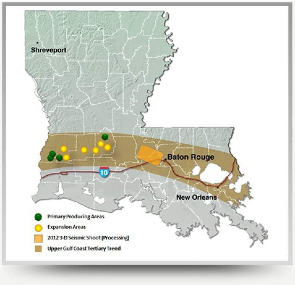 PetroQuest buys stake in oil leases west of Baton Rouge _lowres