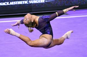 LSU COVID-19 testing issues force postponement of Friday's gymnastics meet at Auburn