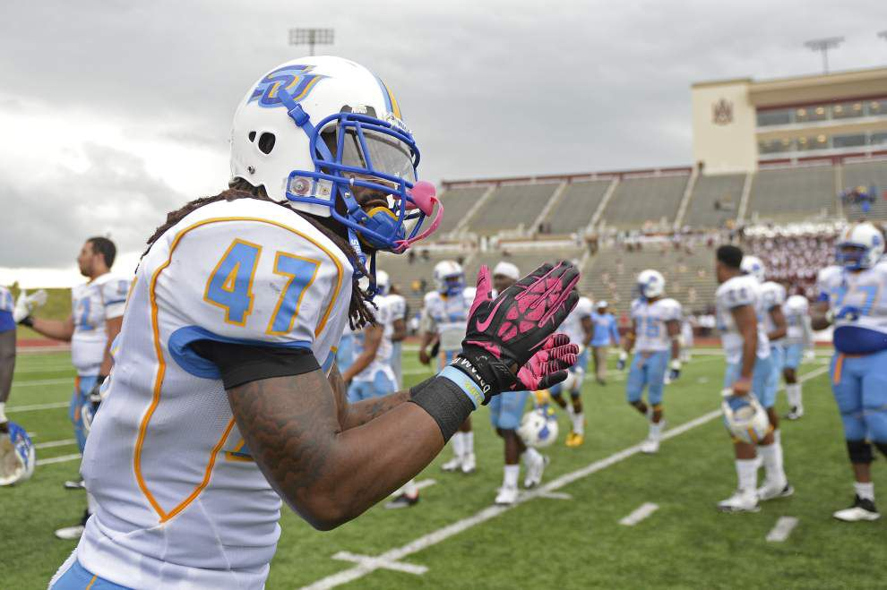 Southern University athletics chat with Advocate sportswriter Les East, Wednesday at 11 a.m. _lowres