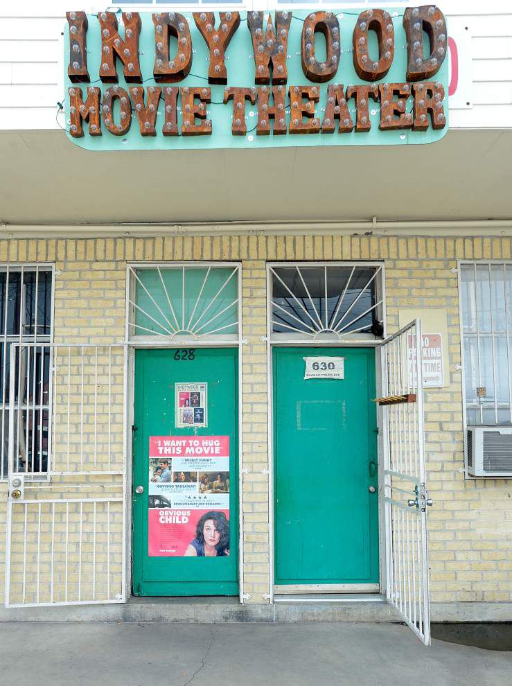 A tiny indy film theater works to bring back the corner movie show _lowres