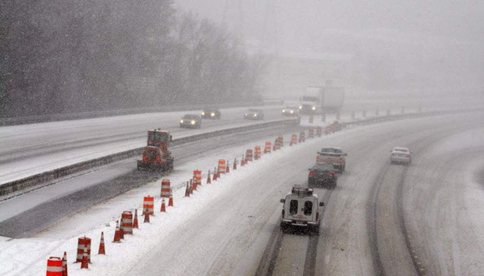 Fed survey: Winter storms holding back economy _lowres
