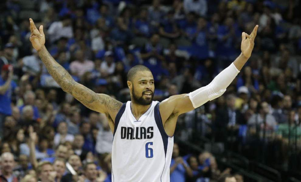 Video: A brief appreciation of former New Orleans center Tyson Chandler _lowres