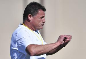 Ed Orgeron's final pre-camp comments: Thoughts on his QBs, SEC expansion and fixing that defense