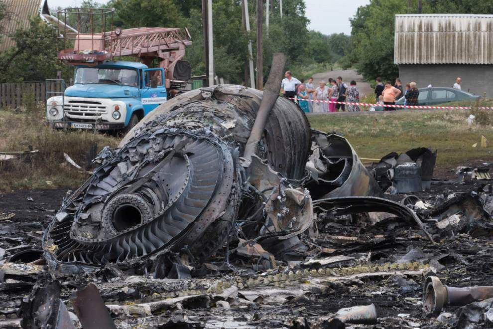 U.S can't rule out Russian role in plane downing _lowres