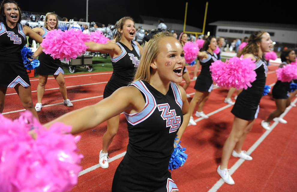 Zachary beats Live Oak at Bronco Stadium _lowres