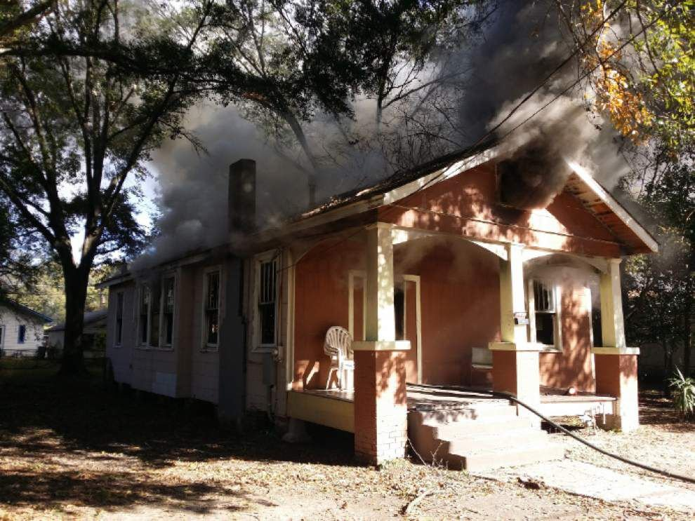 Electrical fire causes blaze at Clayton Street house _lowres