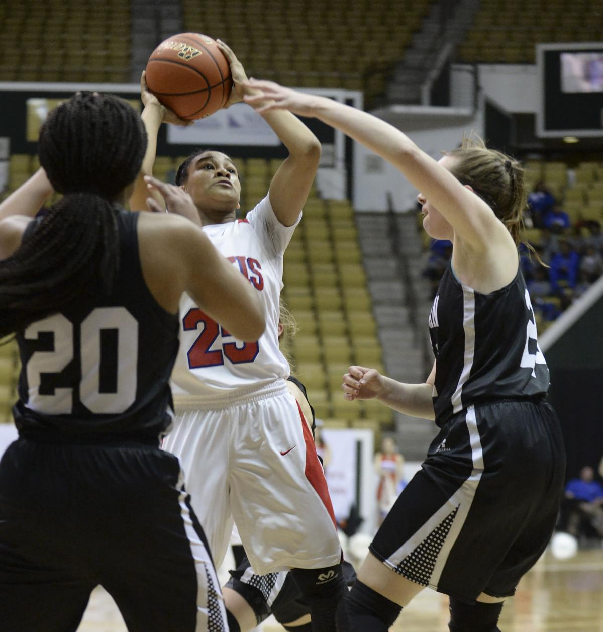 Freshman Jerkalia Jordan leads way as Curtis pulls away from Dominican in fourth quarter | High ...
