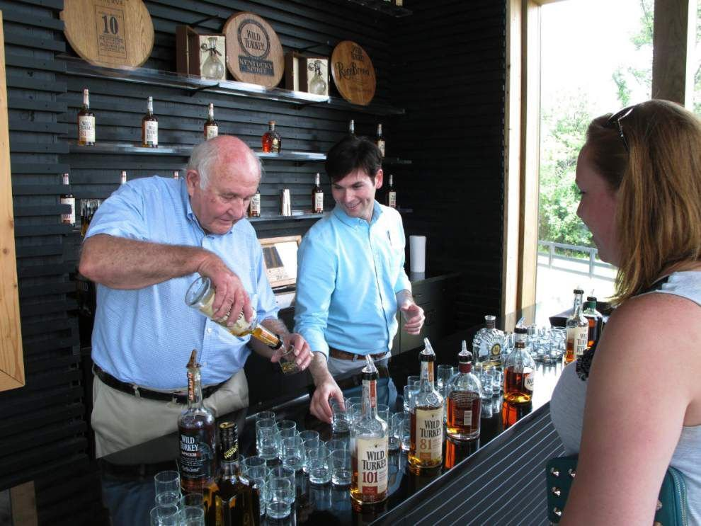 Wild Turkey maker reaches 60th year in business _lowres