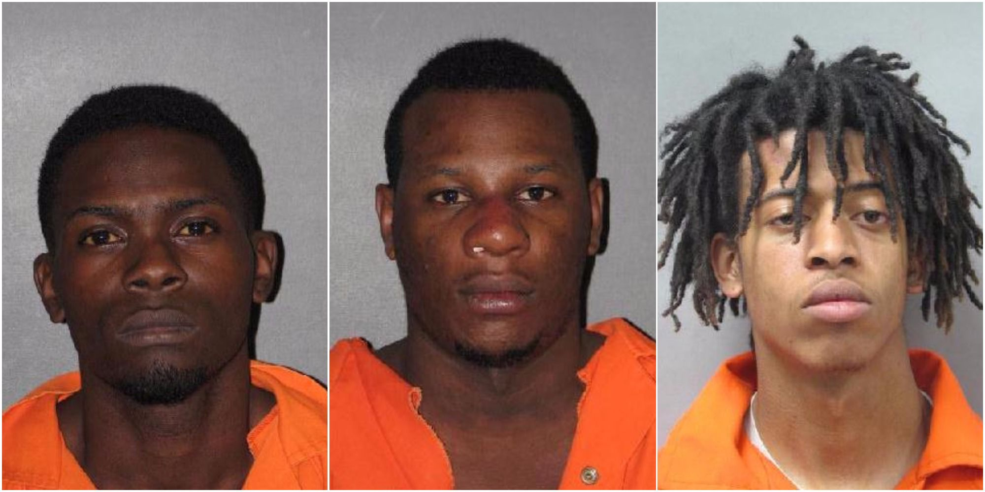 Baton Rouge work release inmate captured at Metairie parade