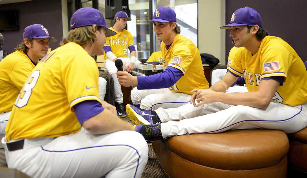 Kanye, Lil' Boosie, Johnny Cash, more: Check out LSU baseball players' walk-up songs _lowres