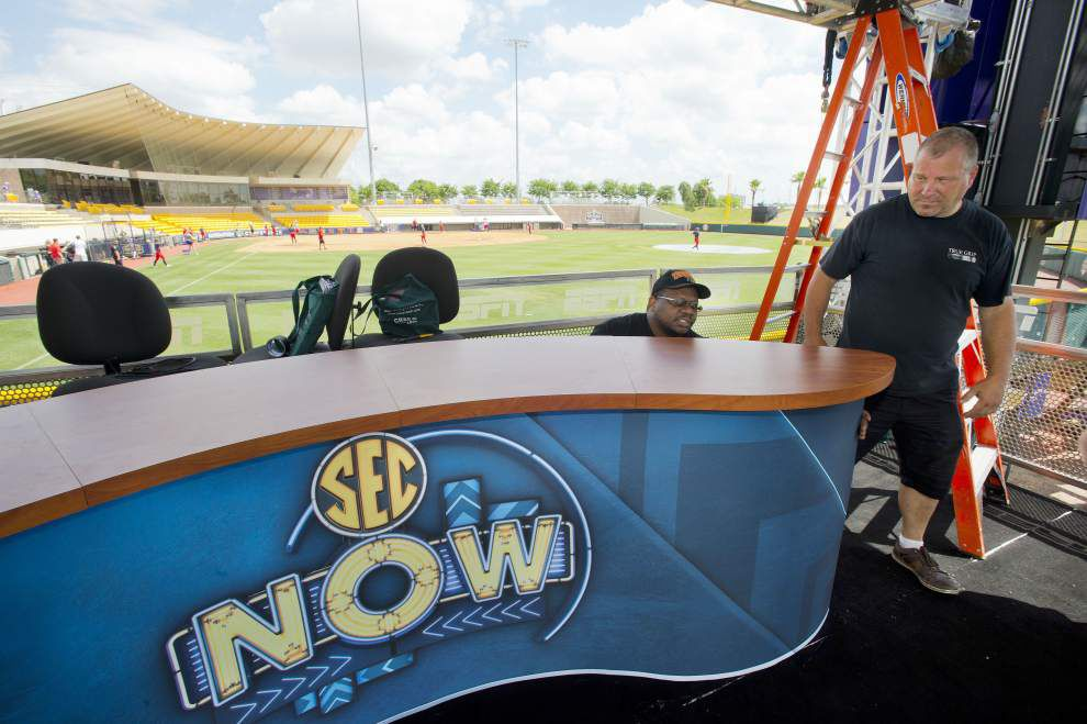 Strong field gives SEC softball tournament 'regional feel' _lowres