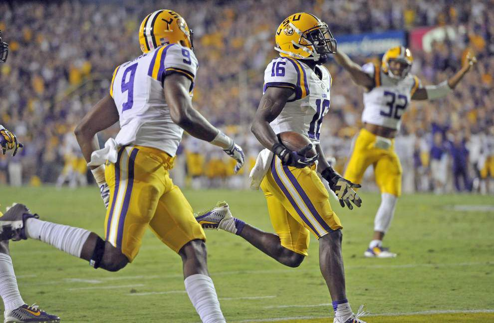 Four Downs: Ole Miss at LSU _lowres