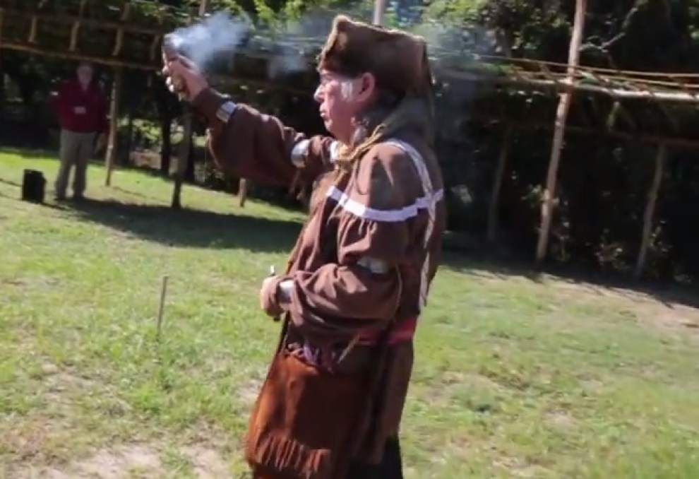 Native Culture Day held at Vermilionville _lowres
