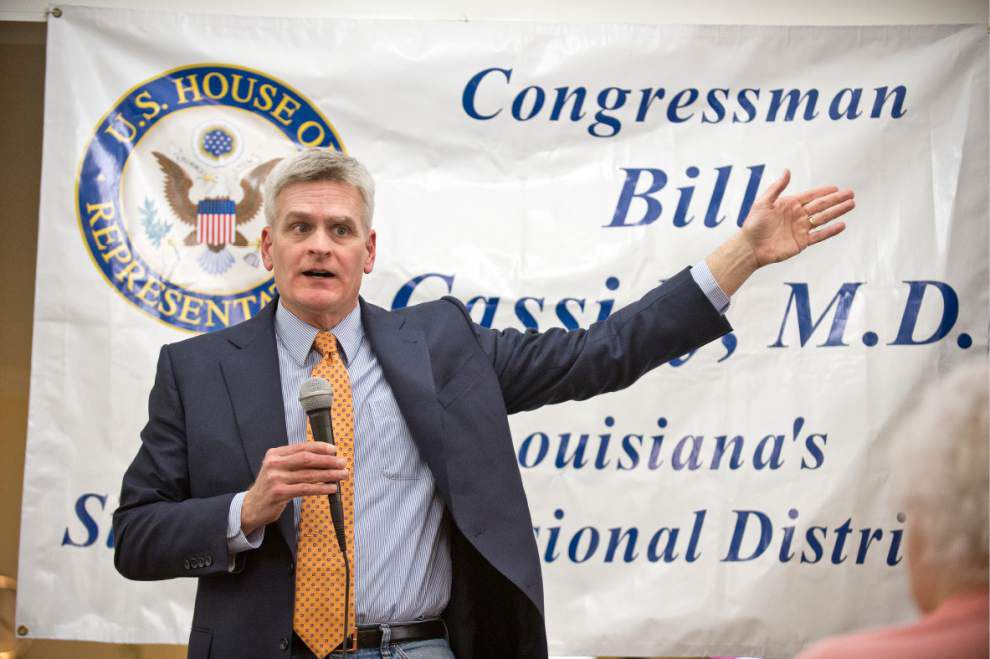 Republican National Committee sends 200-plus people to Louisiana to help Bill Cassidy campaign _lowres