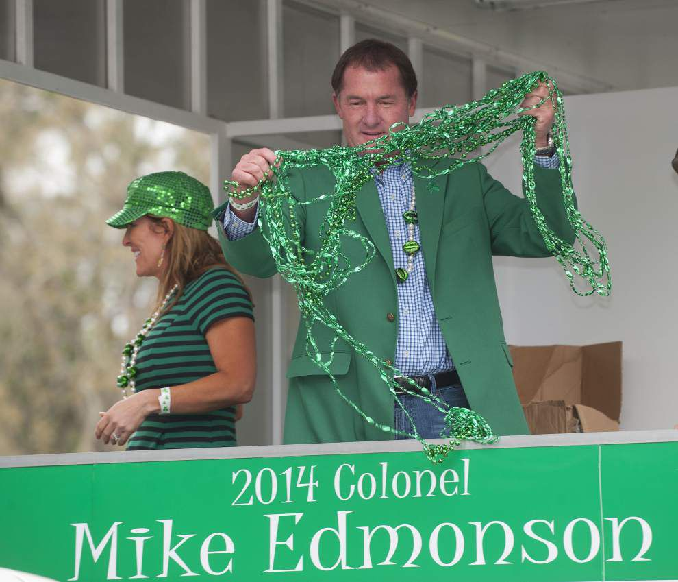 Photo Gallery: BR hosts annual 'Wearin' of the Green' St. Patrick's Day Parade _lowres