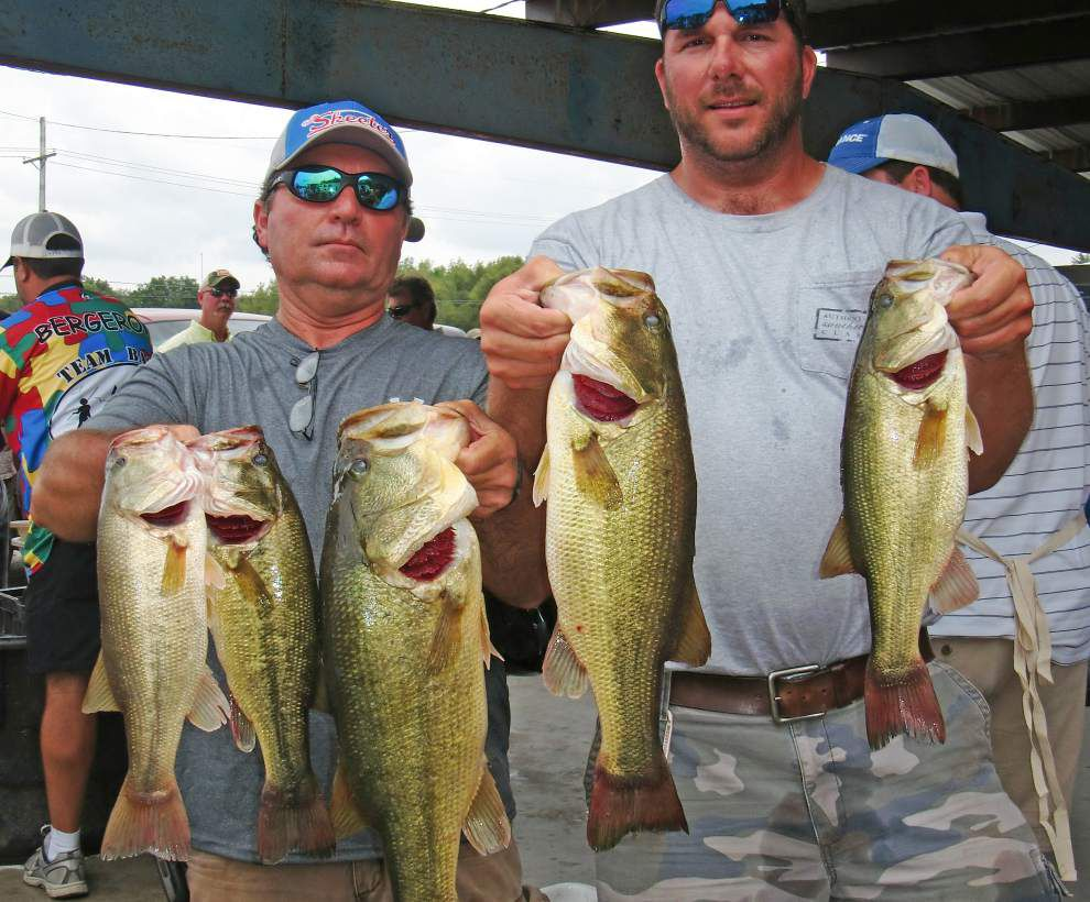 Strategy pays off for anglers _lowres
