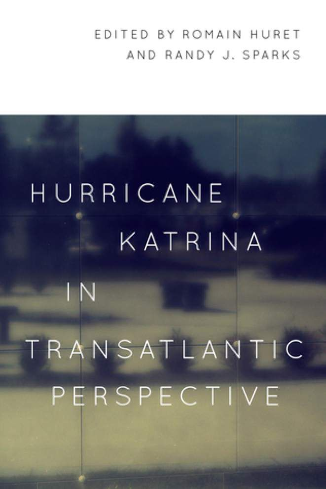 Collection of essays looks at Hurricane Katrina's impact, before and after it hit _lowres
