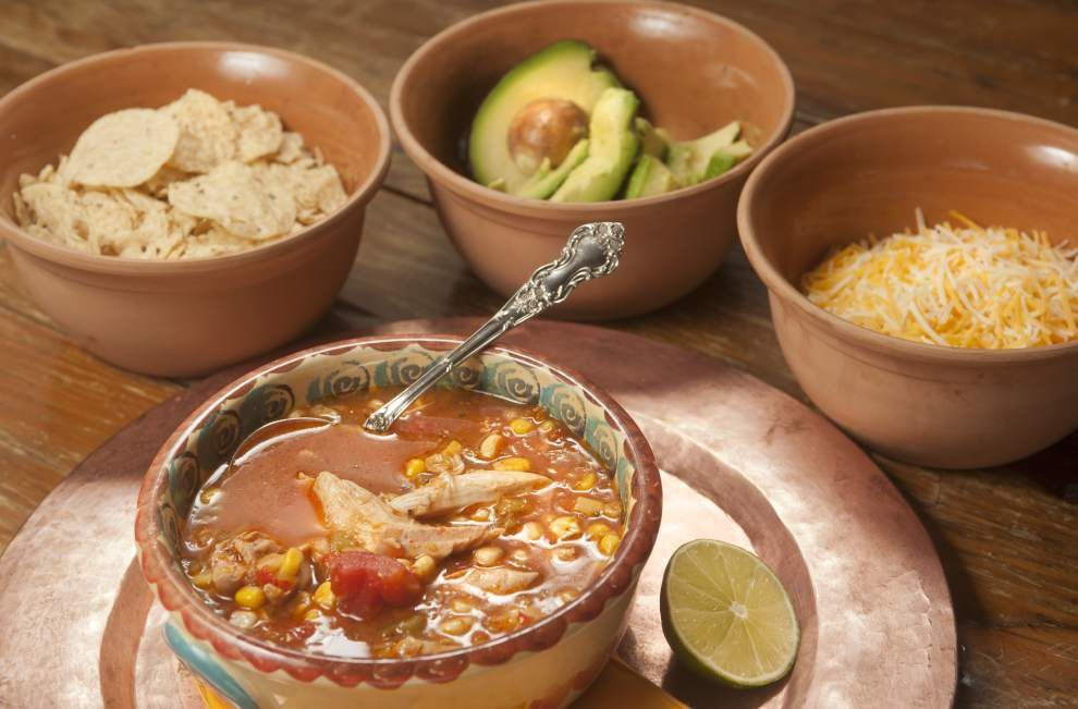 Chicken Tortilla Soup _lowres