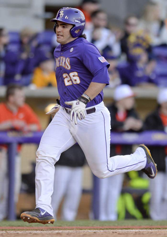 Power-hitting Chris Chinea takes interesting route to LSU _lowres