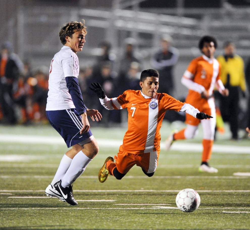Beau Chene boys soccer team blanks Teurlings _lowres