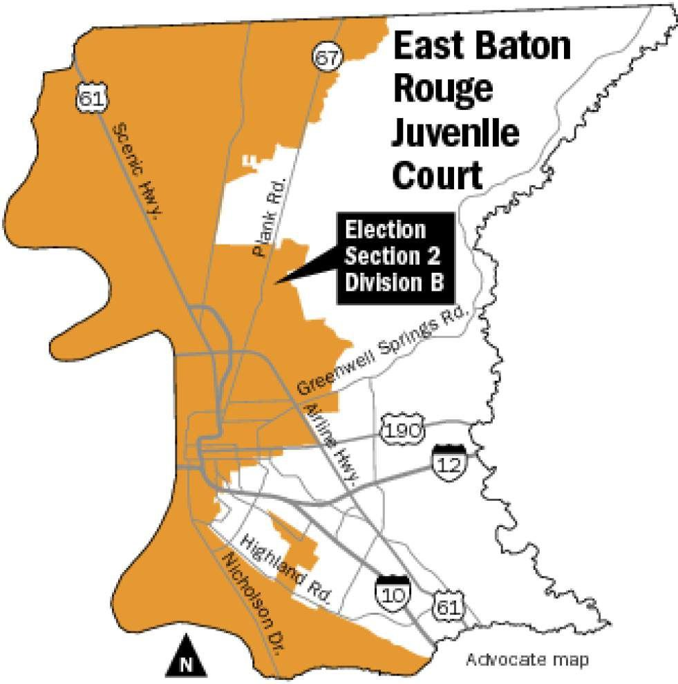 Juvenile judge faces same challenger in Nov. 4 election as she did six years ago _lowres