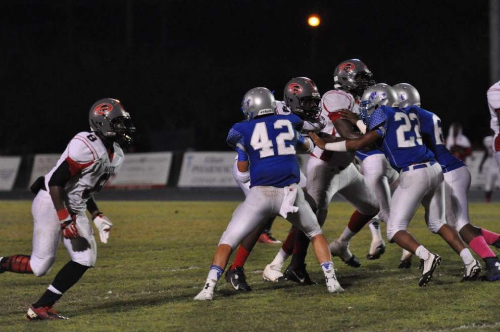 West Feliciana Saints defeat Baker Buffaloes _lowres