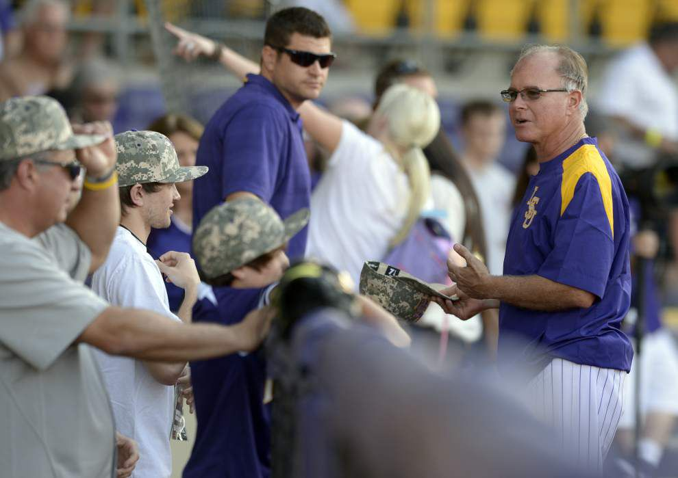 With LSU baseball signees, Paul Mainieri must play waiting game _lowres