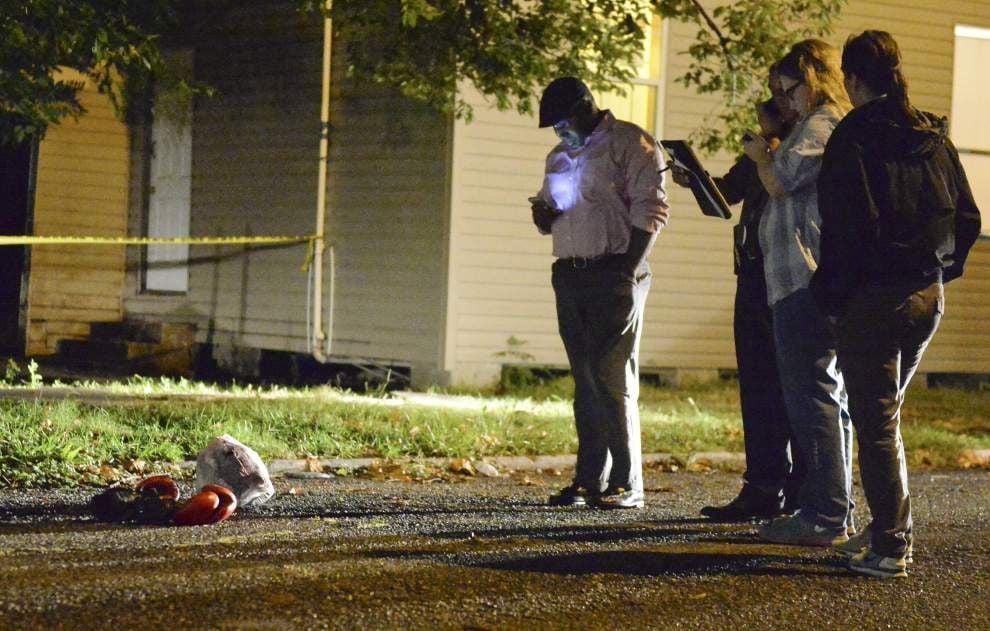 Man shot Monday night in Baton Rouge _lowres
