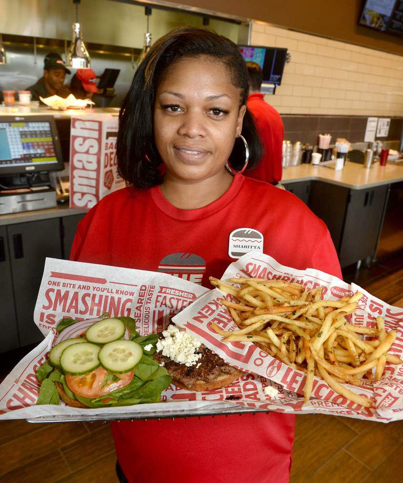 Premium, fresh, juicy 'better burgers' with a variety of toppings make for a mouthwatering trend in Baton Rouge _lowres