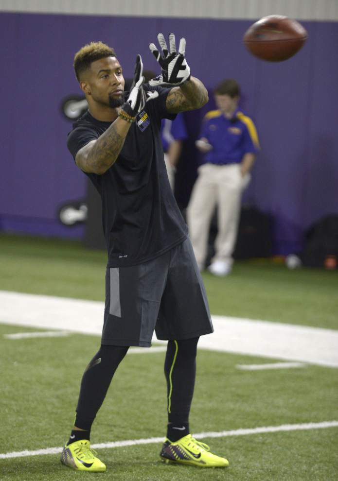 Odell Beckham Jr.: Chance to play in the Superdome is 'a surreal feeling' _lowres