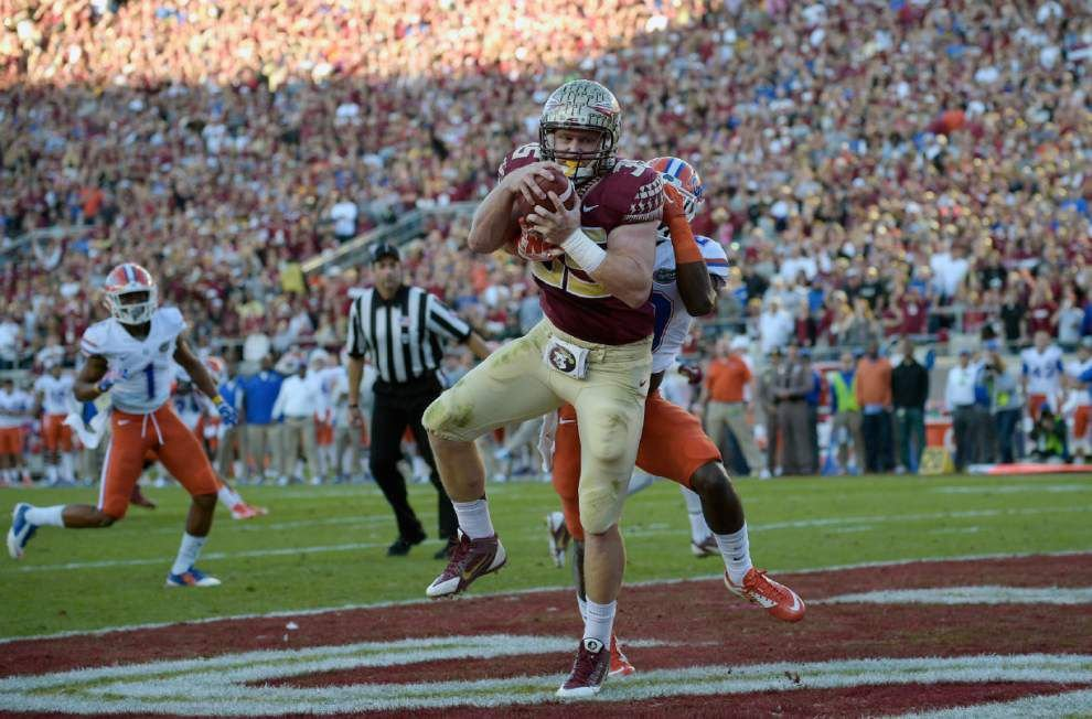 Florida State lands three players on AP All-America team _lowres