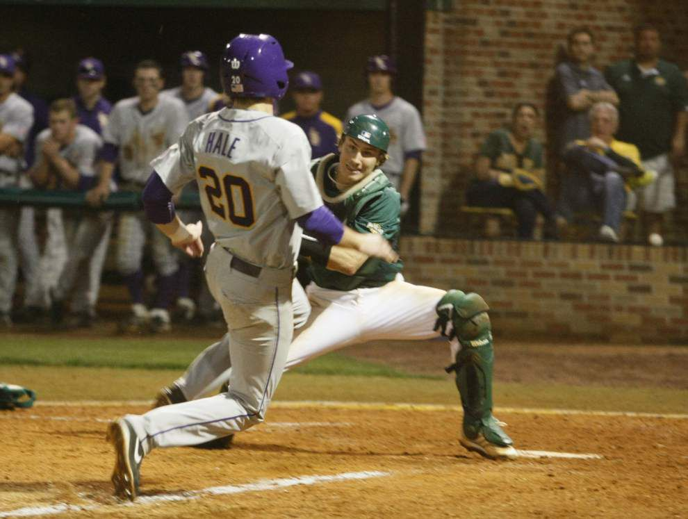 LSU to meet Southeastern Louisiana in NCAA regional opener _lowres