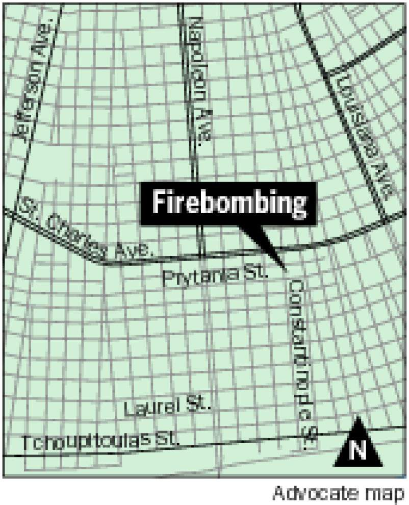 ATF offers $2,500 reward in Uptown firebombing of cars, home _lowres