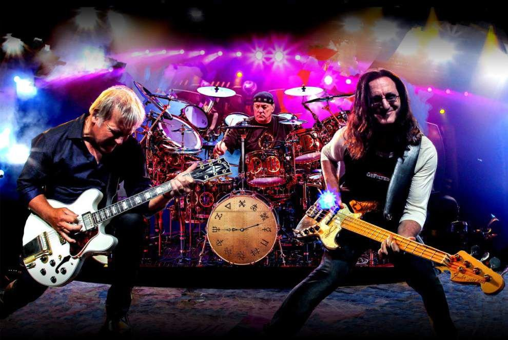 Rush rules: Art-rock band wins hearts, minds, air guitar followers _lowres