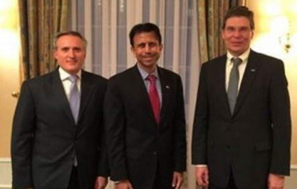Politics blog: Jindal meets with chemical company leaders in Germany _lowres