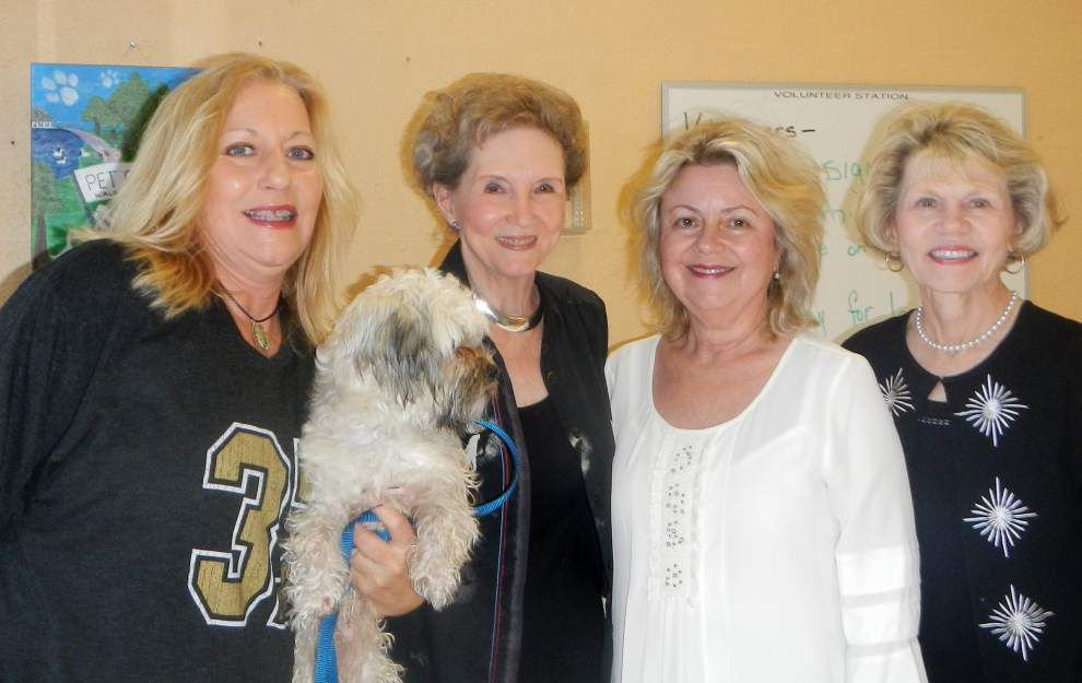 Jefferson Parish groups come together to help animals _lowres