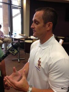 New assistant Andy Cannizaro officially hired, other news notes