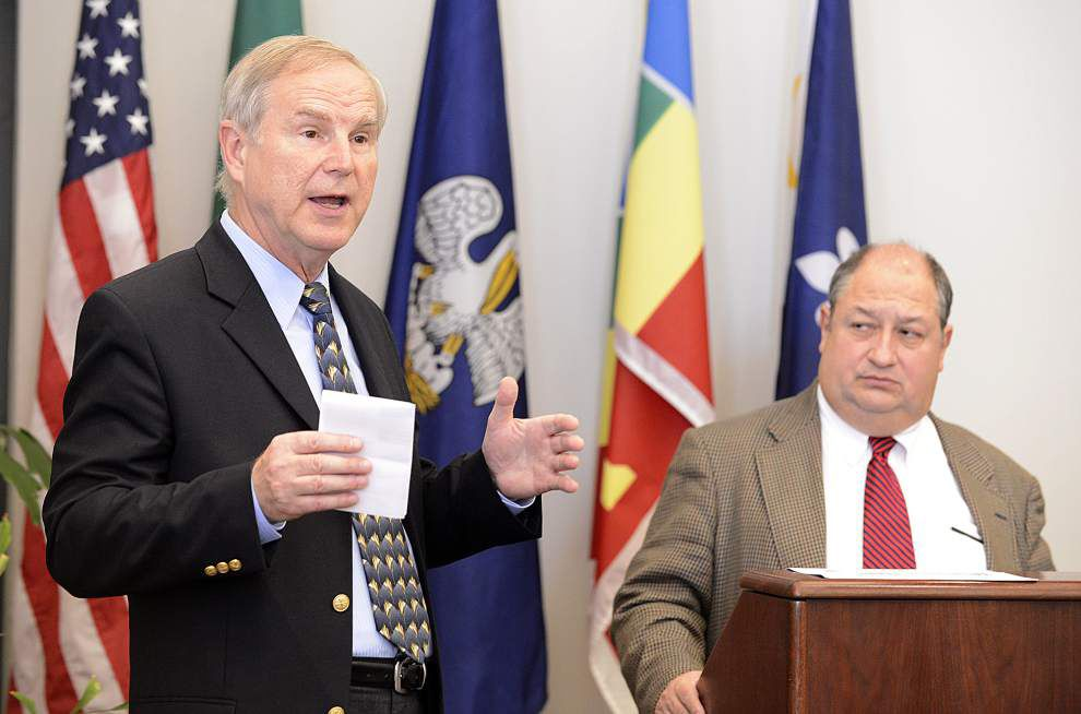 Mexican energy officials looking to tap Acadiana's expertise _lowres