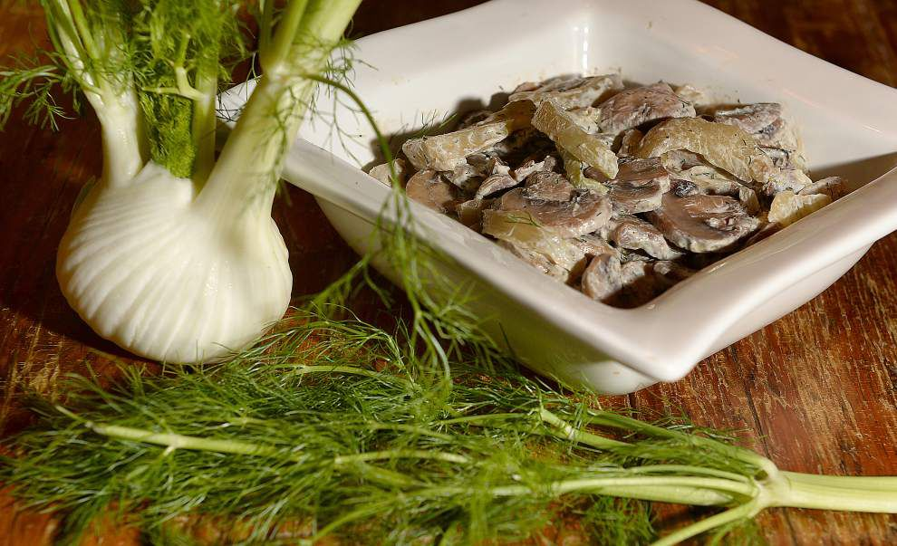 Eat Your Vegetables: Put fennel, mushroom alongside grilled meat _lowres