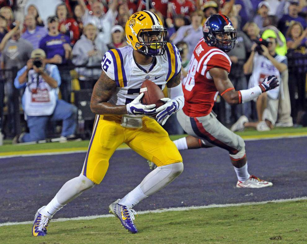 "Video: LSU safety Ronald Martin says playing Alabama ""is a different type of game"" _lowres"