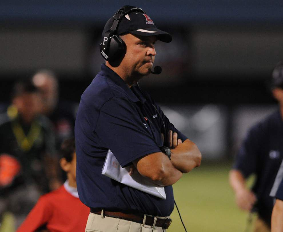 Comeaux football coach Magee resigns _lowres